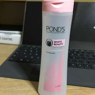 pond's white beauty lightening toner 150ml