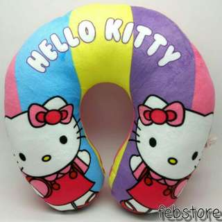 Bantal Leher Hello Kitty 002