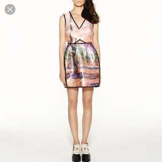 Alice McCall Old Mexico Dress (99% New! Size: AU8/US4/EU36)