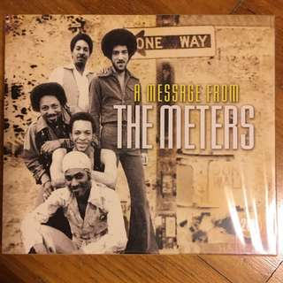 A message from the Meters ( 2 CD )