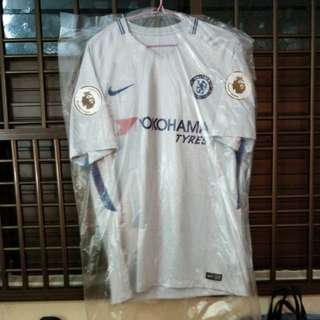 Chelsea FC 17/18 Away Jersey/Kit (Pre-Owned)