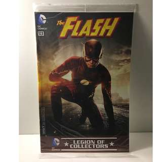 The Flash #123 - Funko Legion of Collectors Exclusive - DC Comics