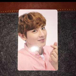 ❗️PRICE REDUCED LIMITED CHANYEOL PHOTOCARD