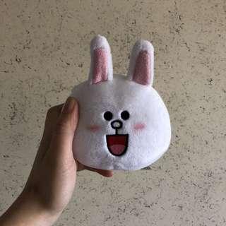 🚚 LINE 兔兔 立手機娃娃