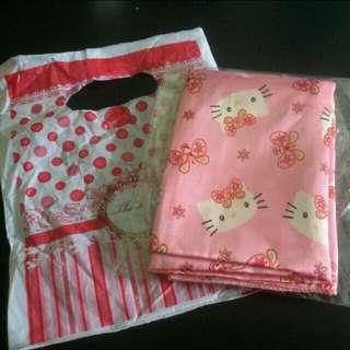 BN Hello Kitty Cloth
