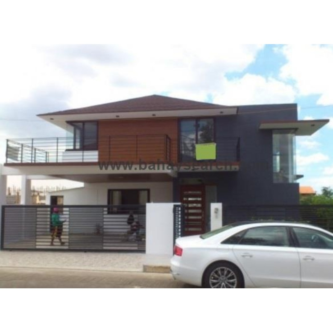 with GARDEN 320SQM SINGLE DETACHED Quezon City House and Lot For Sale