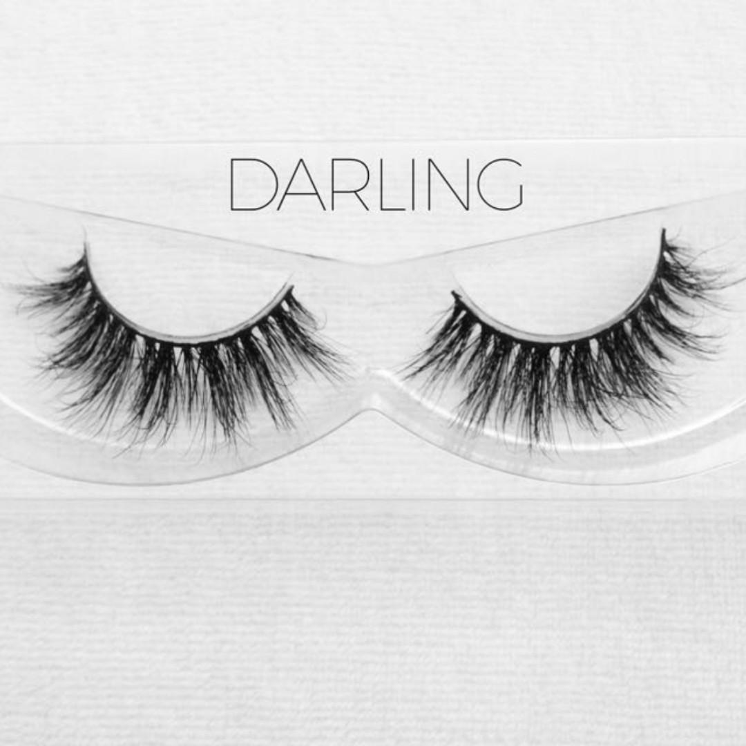 3D Mink False Eyelashes - SOLD OUT!