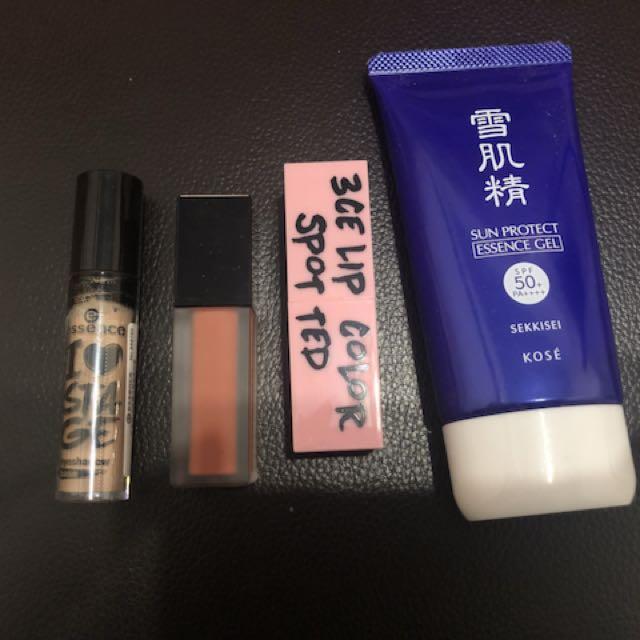 二手化妝品(9.5成新)