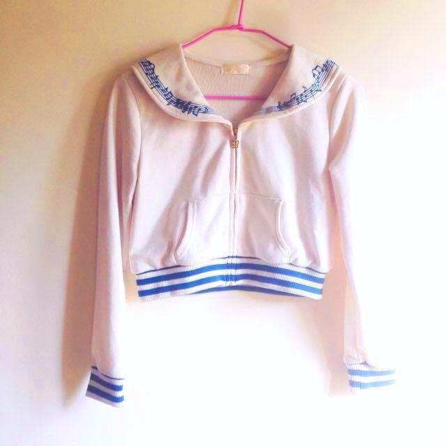 少女水手服外套