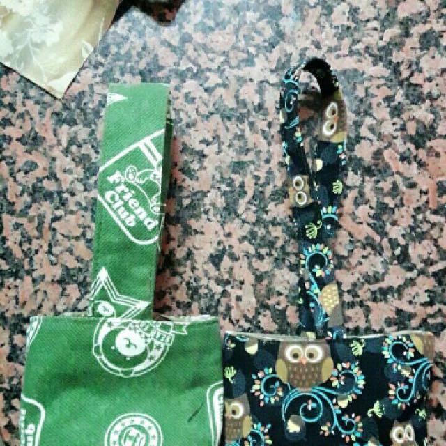 手工環保飲料提袋