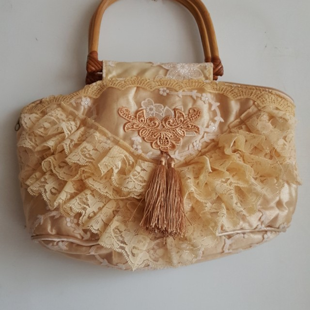 淑女蕾絲提袋