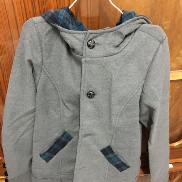 棉質外套 大衣