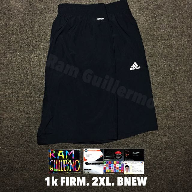 Adidas Climalite Fab Shorts 2XL