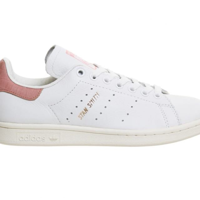 82860ba2bb6bba Adidas Stan Smith Pink US6
