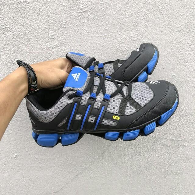 83c30a3f507 Adidas Terrex 320 Blue Black