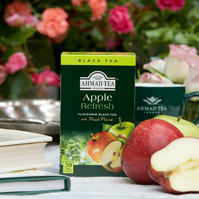Ahmad Tea Apple