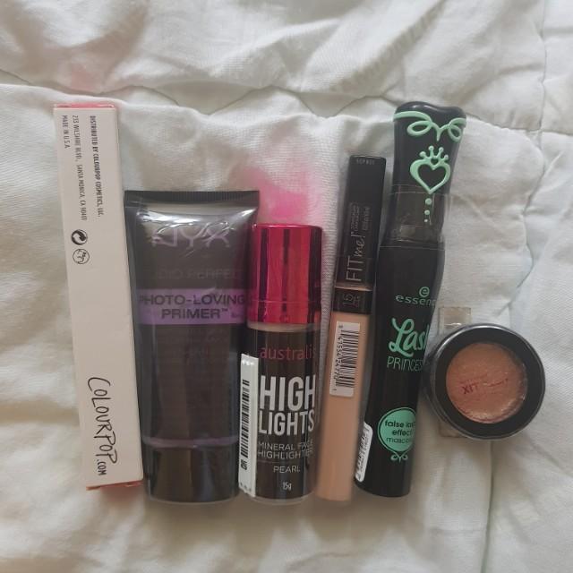*PRICE DROP* All Brand New Makeup Bundle