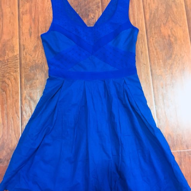 American Eagle pleated dress size 0