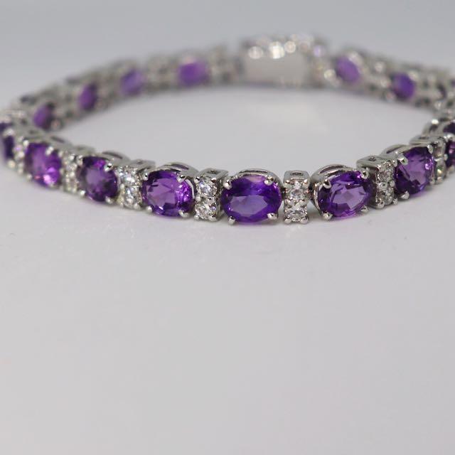 Amethyst Natural gemstones