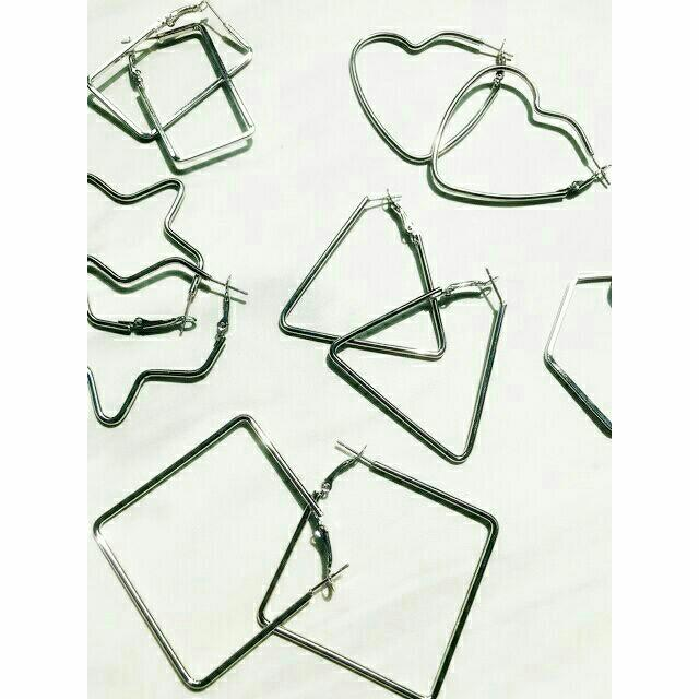 Assorted Shapes Earrings