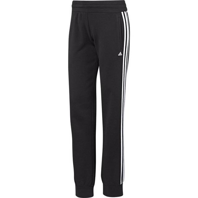 Authentic Adidas 3 Stripe Sweatpants Joggers Pants Tracksuit Track Bottoms