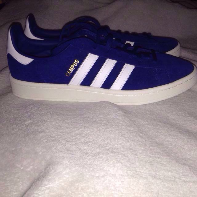 Authentic Adidas Campuses