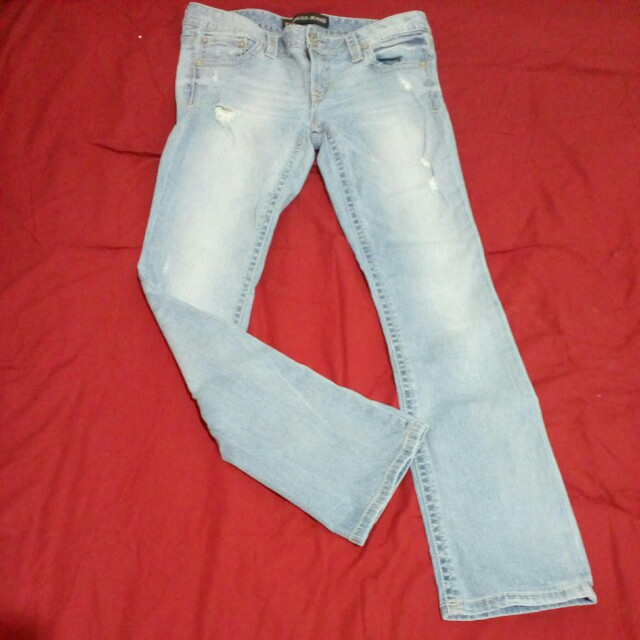 Authentic Express Rippedpants ftom U.S.