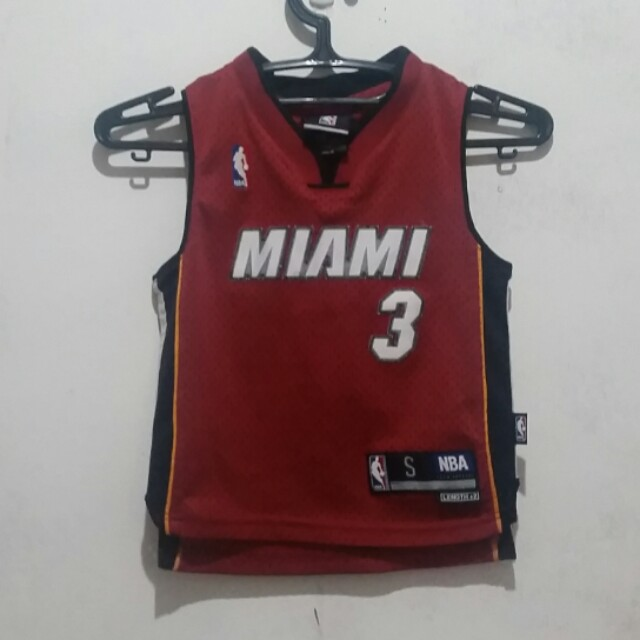 Authentic NBA Jersey