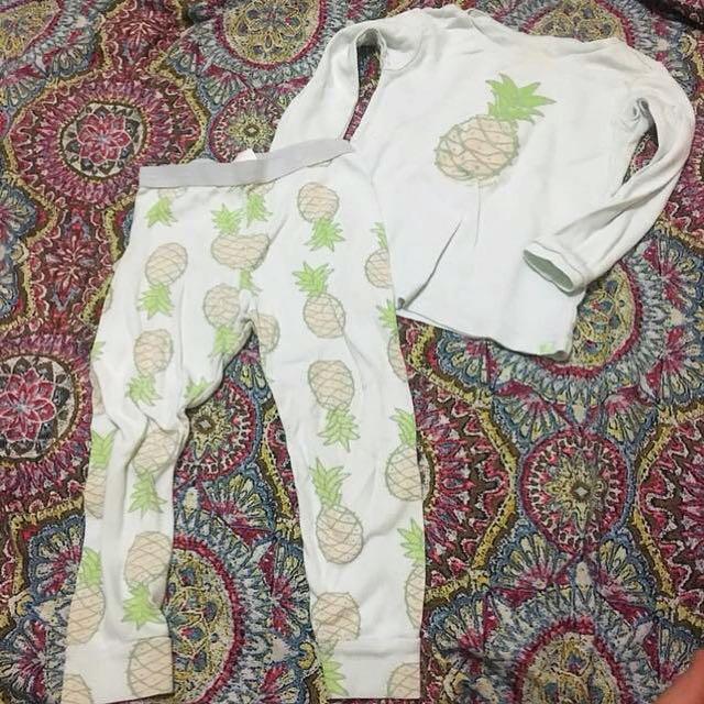 Baby Gap sleep pants 2 yrs