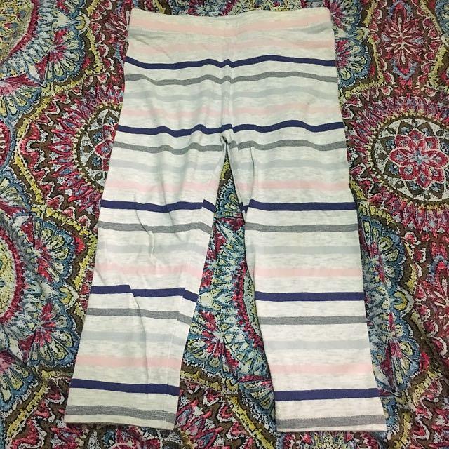 Baby Gap Stripe Leggings 2T
