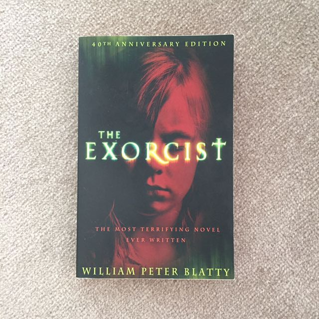 BOOKS The Exorcist