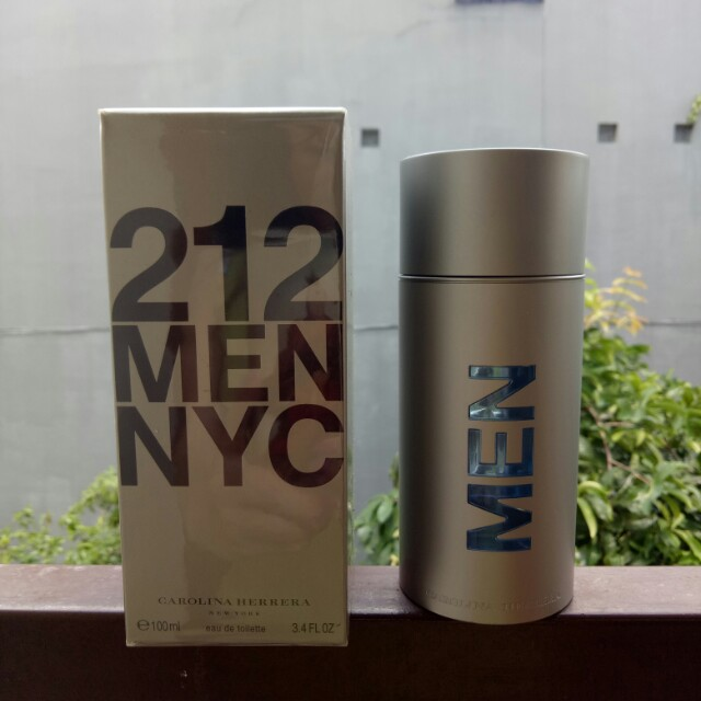 (botol kosong) 212 Men #SOLD#
