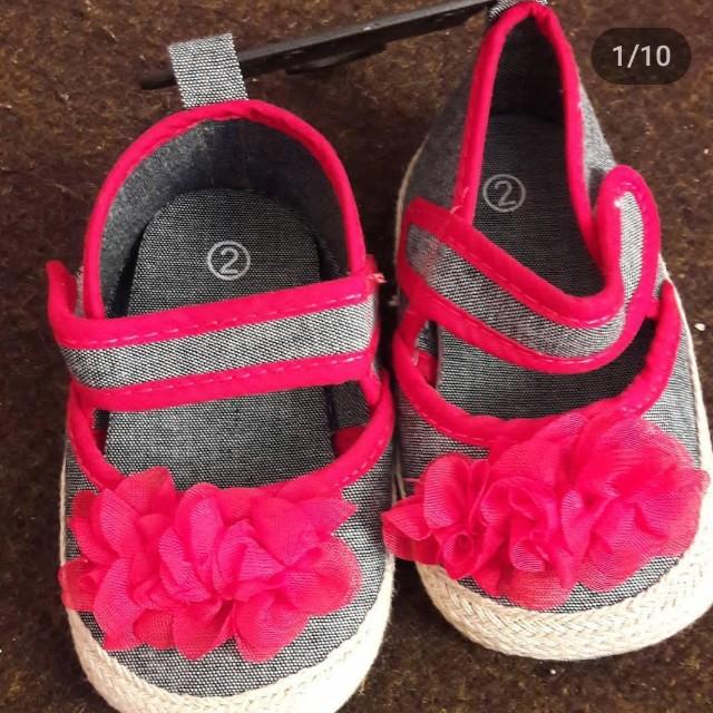 #ImlekHoki  sepatu mothercare babygirl uk.2