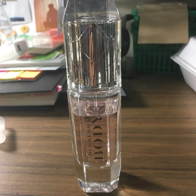 Burberry body perfume