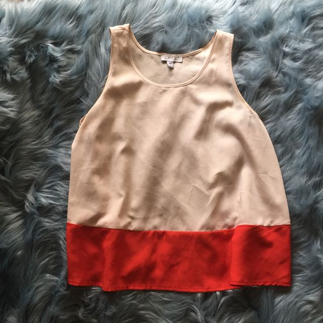 Cameo The Label Silky Singlet