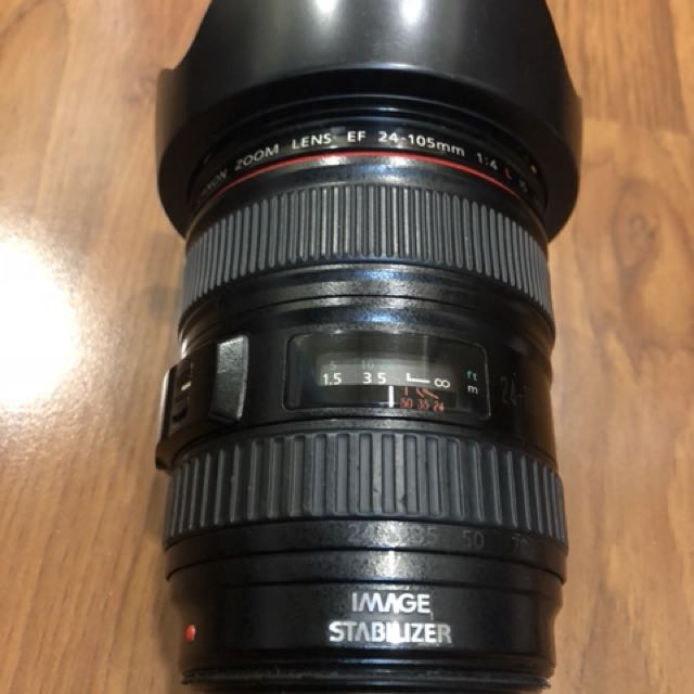 Canon AF EF 24-105/f4.0 L IS