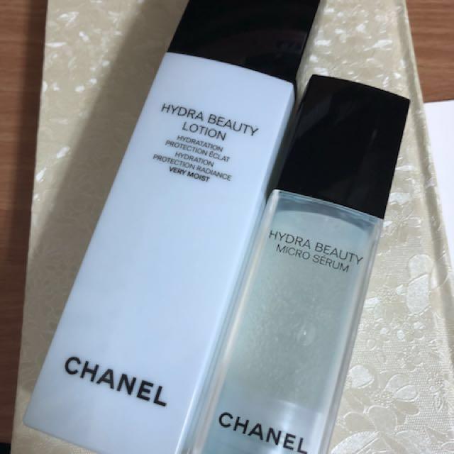 Chanel山茶花保濕精華露精華液(蝦皮售
