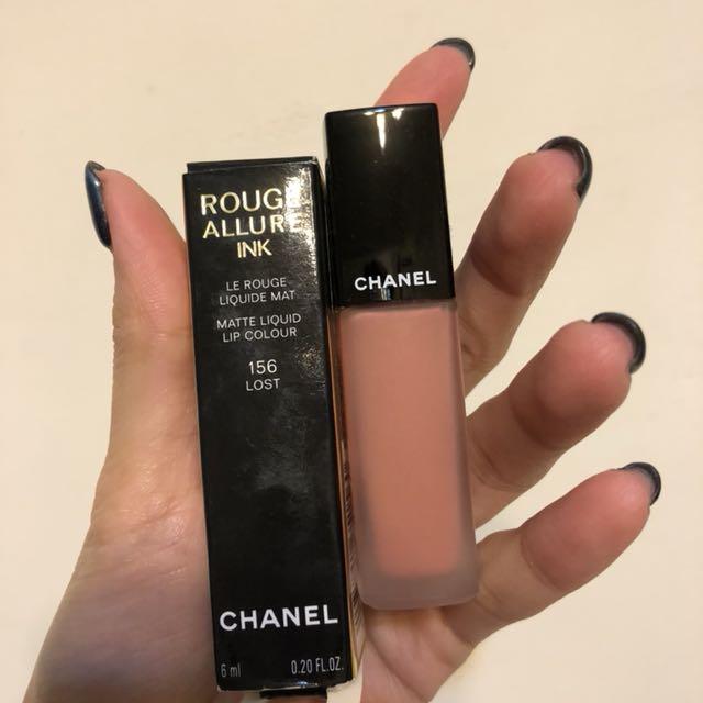 Chanel香奈兒 絲絨唇露 #156