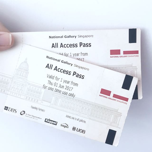 [CHEAP] National Gallery All Access Passes