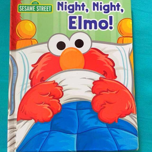 Children's Book / bedtime story / baby's book / touch and feel book