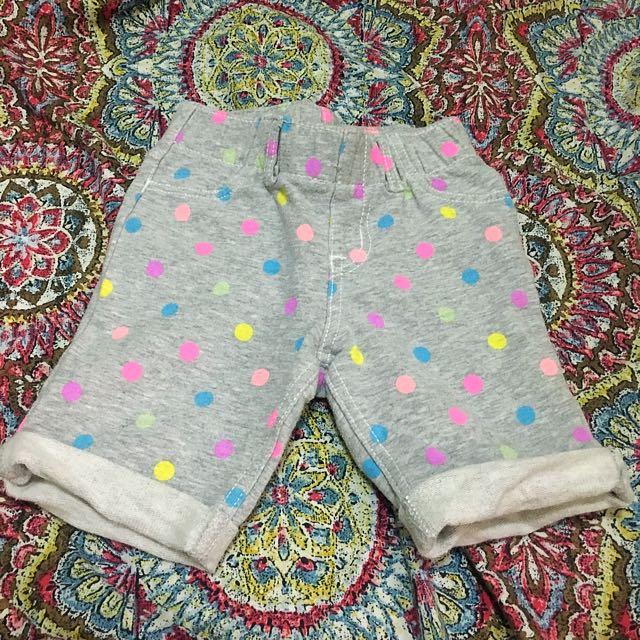 Circo Polka dots Shorts 3T