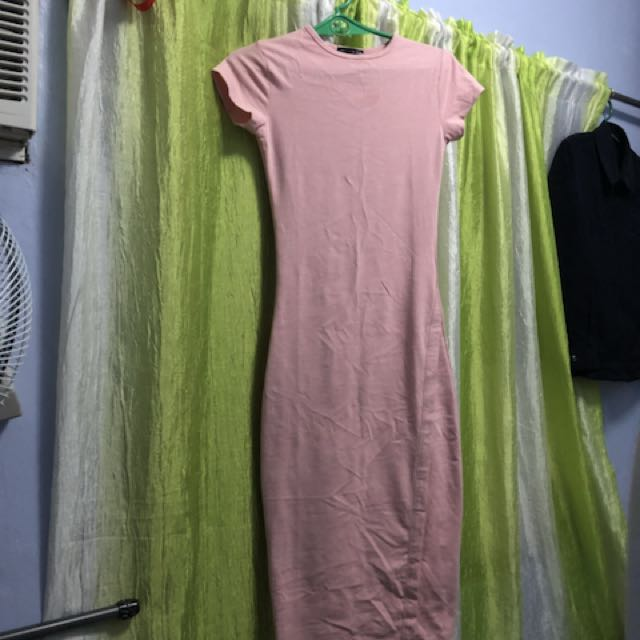 Cotton-On Dress Pink