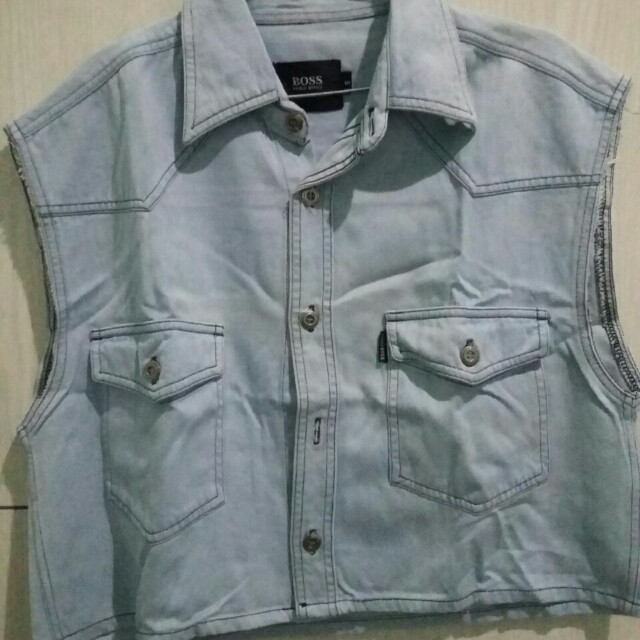 Croptee jeans