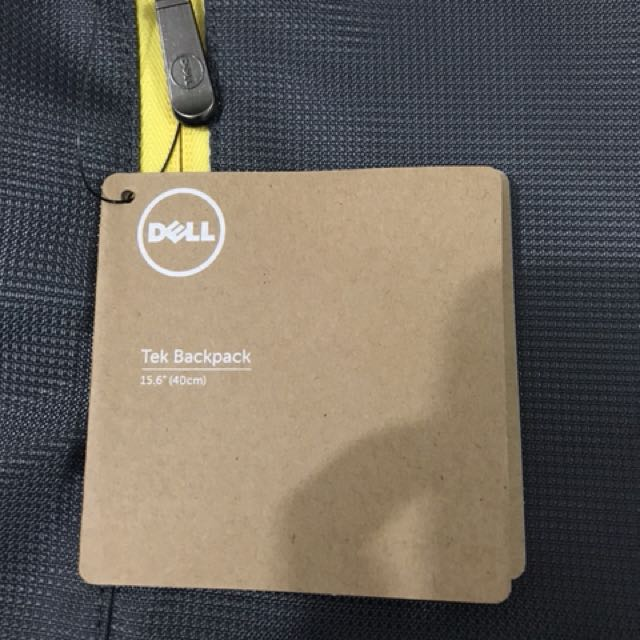 Dell Tek Backpack