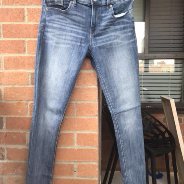 Express Jeans size- 8