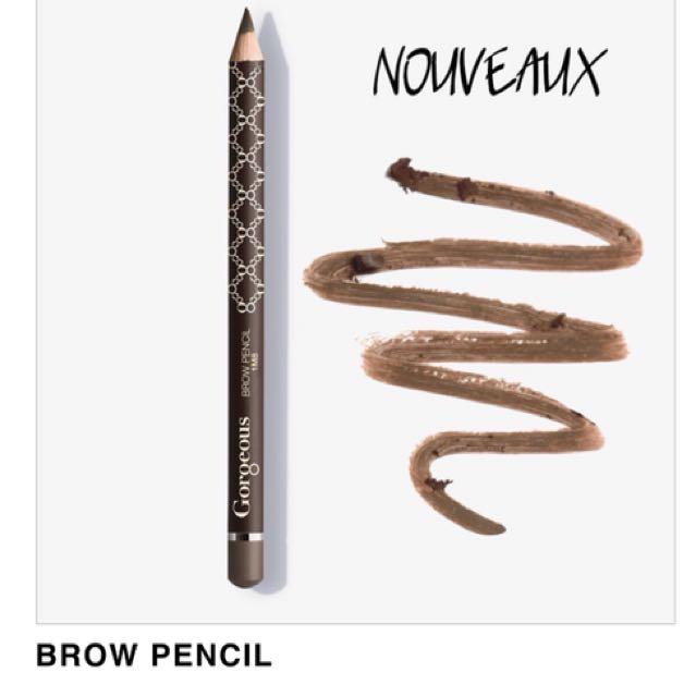 Gorgeous Nouveaux Brow Pencil