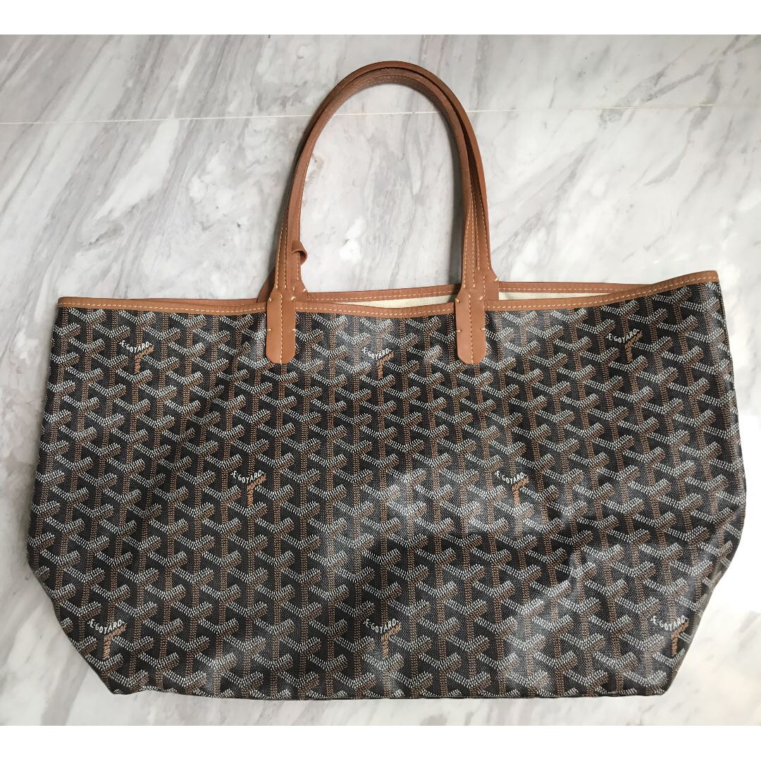 Goyard St Louis PM Bag