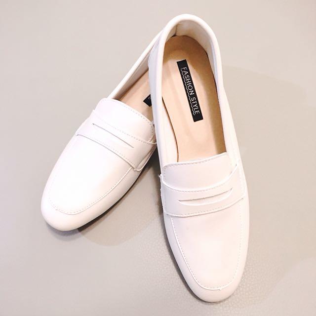 韓版紳士樂福鞋(Grace gift風格款)