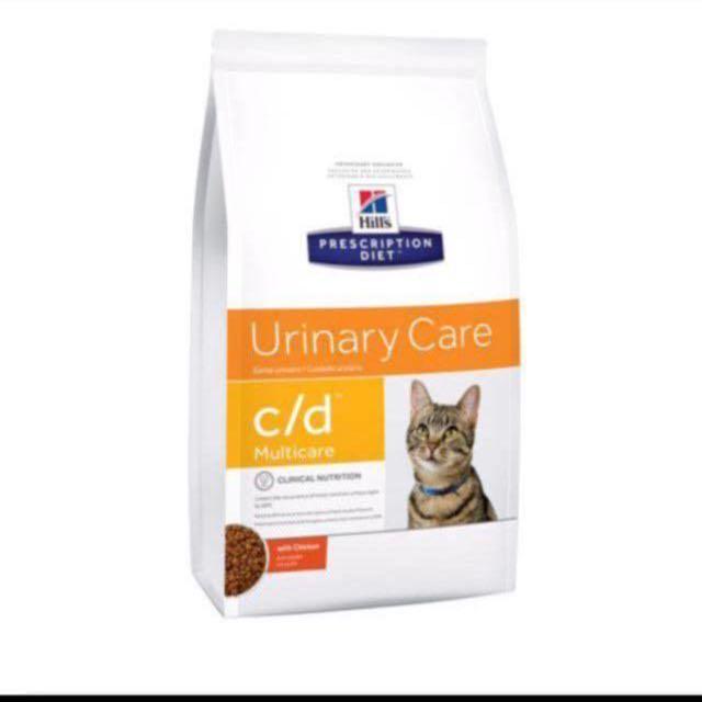 Hill's Feline Urinary Care c/d Multicare 3.85kg Veterinary Diet