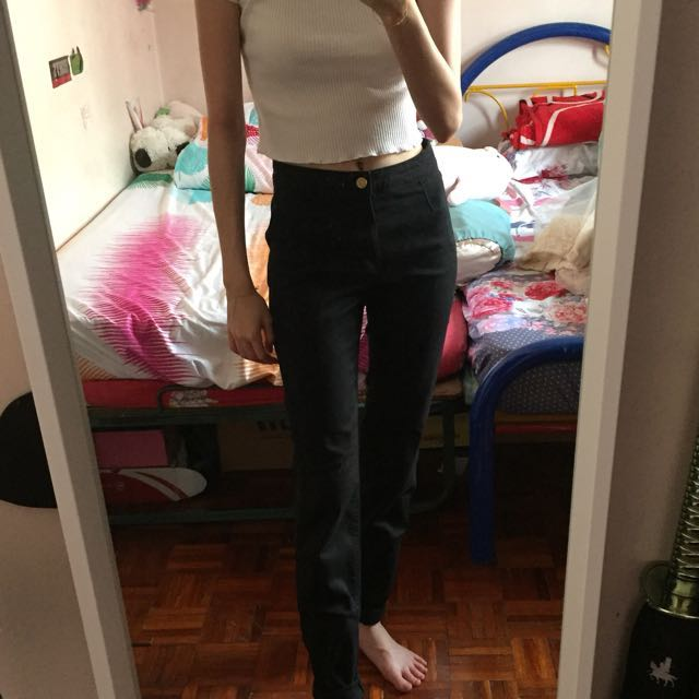 H&M Mid rise jegging